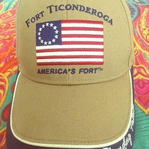 Fort Ticonderoga - Americas Fort sounding patriot
